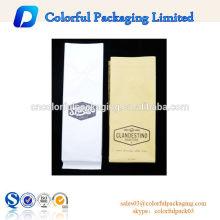 Sacos de café brancos do papel de embalagem Com o saco de papel da válvula / embalagem com válvula