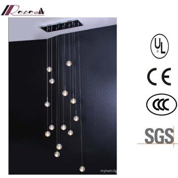 Потолочный светильник Solid Bubble Glass для проектного отеля