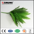 high quality plastic green artificial pine tree spray for gift decoration