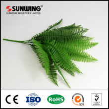 wholesale new hanging artificial silk leaves for christmas decoration