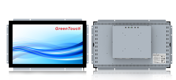 Touch Screen Monitor Input Output