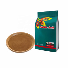 X-Humate Fulvic Acid Brown Powder for Fertilizer 100% Water Soluble Powder