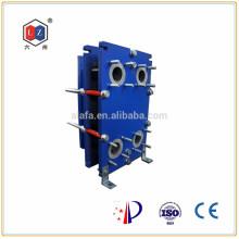 China Enfriador de agua del intercambiador de calor de Evporator (TS6)