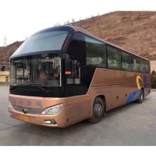 2015 Yutong 49 asientos usados autobús de segunda mano