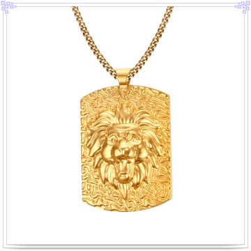 Fashion Jewelry Fashion Necklace Stainless Steel Pendant (NK747)