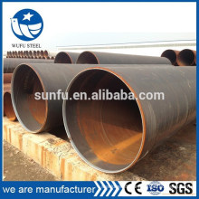 Supply structure ASTM A500 A252 A572 A53 LSAW steel pipe