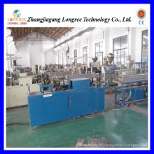 Ligne de production d'extrudeuse de bande de bordure de PVC