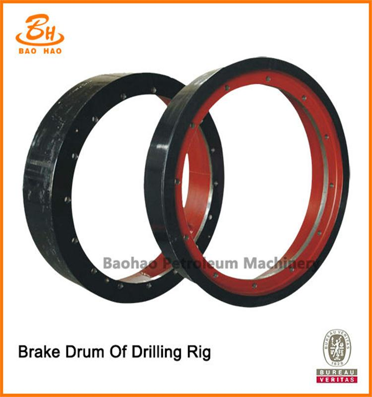 Brake Drum Of Drilling Rig