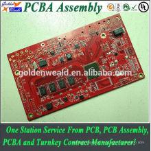 Fabricante do PCBA da eletrônica, conjunto de PCBA, pcba do forno do fabricante do conjunto do PWB
