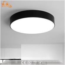 Plafonnier LED de forme ronde de 12W 15W 18W 24W