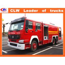 Sinotruk HOWO 8*4 Fire Fighting Truck