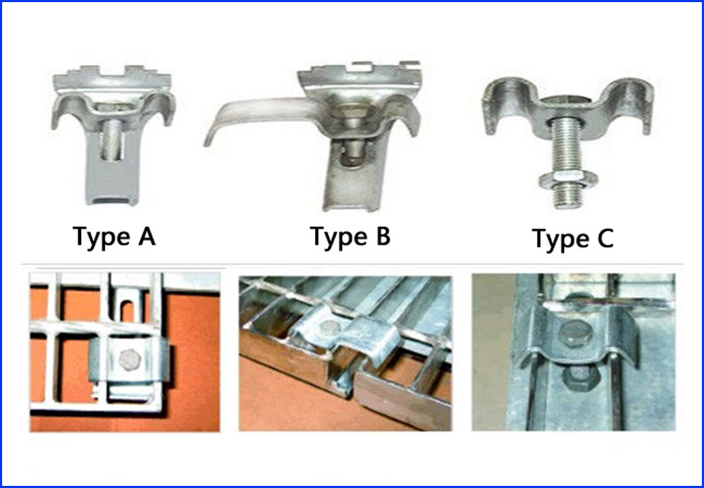 Galvanized Mounting Clip