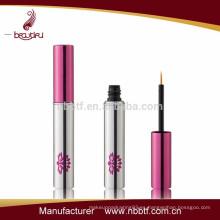 Delineador cosmético delineador de ojos brillante rojo delgado Empaquetado