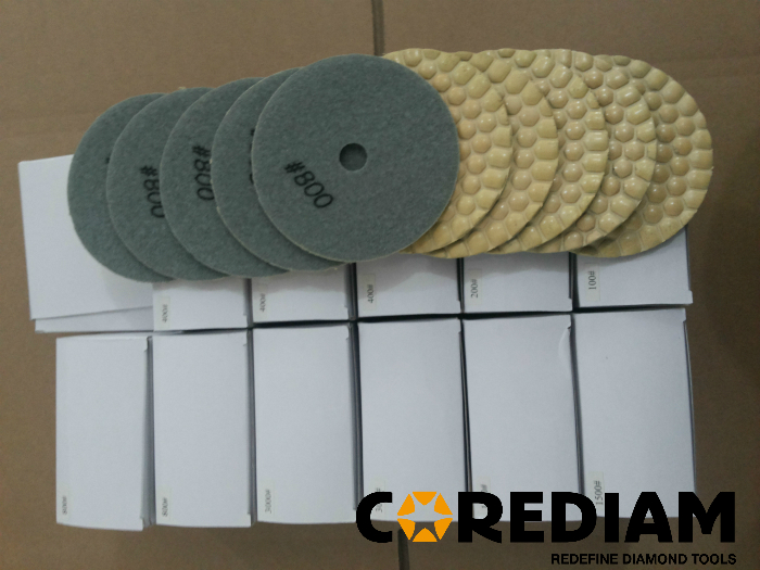 dry polishing pads-1