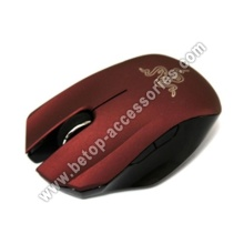 Laser Mouse sem fio 2.4G