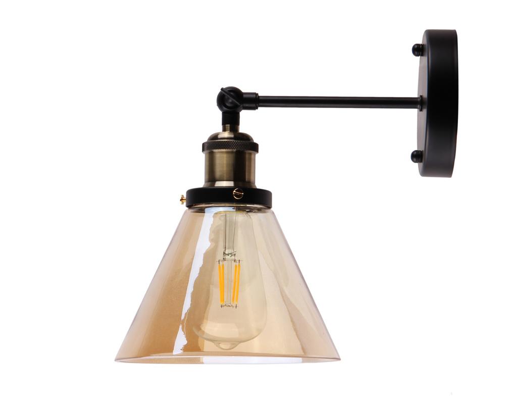 Wall Lamp Amber