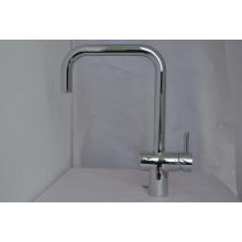 Single lever kitchen tap & kitchen taps