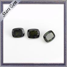 Piedra de diópsido natural al por mayor cristalina de calidad superior al por mayor