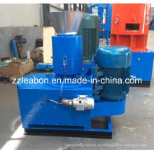 Prensa de pellets de madera de biomasa plana Kaf-350
