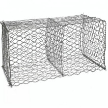Flood Control Hexagonal Wire Mesh Gabion Box
