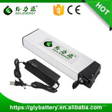 18650 li ion 8A 10ah 48V batería recargable de la e-bici, batería de ión de litio de 36 voltios para la bicicleta eléctrica