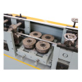 Máquina perfiladora de quillas de acero de calibre ligero