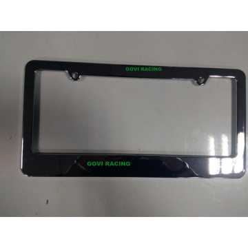 Car License Plate Frame License Holder with ABS 312*160mm License Plate Frame Bolts Holder Car Number Plate Frame Car Styling