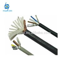 Pares BS5308 Colectivo trenzado blindado multipar Cable de instrumento