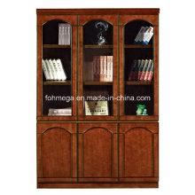 Nous vendons un bureau de bureau classique en bois avec trois portes (FOHS-B300)