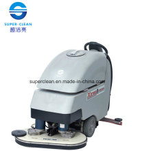 Dual-Brush Floor Scrubber Trockner