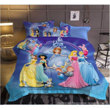 Buy on Line Made in China 3D Cartoon Print Polyester Bedding Cover