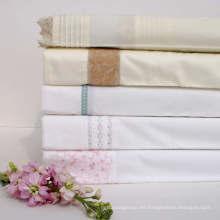 100% Tela de algodón / Tela estampada / Tela de poli-algodón T / C / Tela de lino de algodón / Tela de poli
