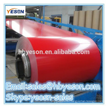 Middle East roof PPGI galvanized steel coil