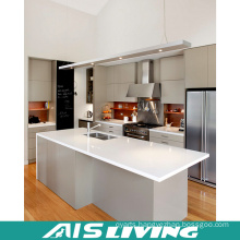 UV Kitchen Cabinets Furniture with Island (AIS-K331)