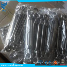 SUS 410 aço inoxidável turnbuckle fabricantes profissionais chineses