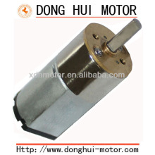 мини-Размер электрический постоянного тока мотор-редуктор 16мм диаметр