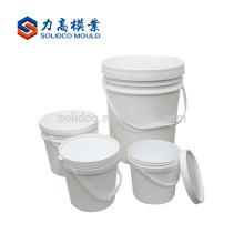 China Professional Manufacturer Bucket Plastic Injection Mould Paint Pail With Spout Mould