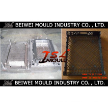 New Customized Quality Plastic Injection Crate Mould