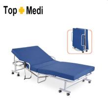Cama de hospital de acero eléctrico de dos funciones de Topmedi