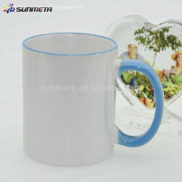 FREESUB Sublimation Heat Press Tasses à café en céramique