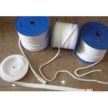 Чистая PTFE лента для кислот, щелочей, газов