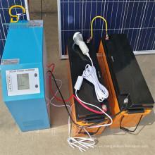 Energía verde Energía solar a prueba de agua en el hogar con cargo por teléfono