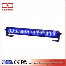 Seguridad coche lineal 1W Led de tablero de advertencia luces Led azules (SL332-S)