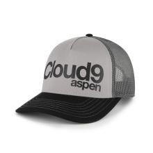 3D Stickerei 5 Panel Trucker Hut für Erwachsene