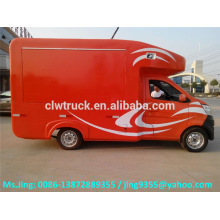 Low price of ChangAn mini store truck,mobile fast food trucks on sale in Mexico