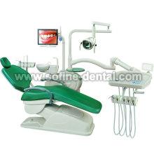 Контролируемые неотъемлемой стоматологической установки