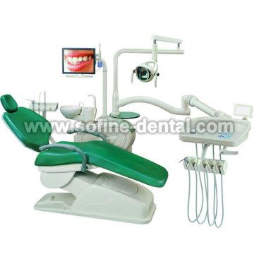 Kontrollierte integraler Dentaleinheit