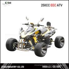 2016 Mais recente 250cc Racing ATV EEC Aprovação