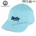 Atacado de Alta Qualidade 100% Algodão 6 Painel De Algodão Boné de Beisebol do Golfe com o Logotipo Do Bordado