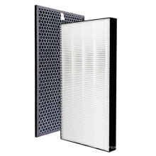 Filtrete Replacement Air Purifier Carbon Hepa Air Filter FZ-D40HFE for Sharp KCD40EW / KCD40EB